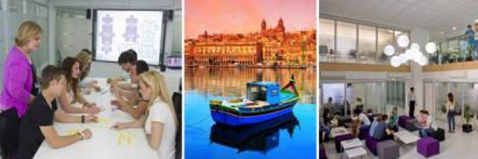 Весенние каникулы на Мальте